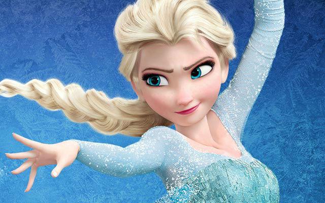 Elsa (Frozen) ganha arte incrivelmente realista
