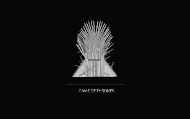 Game of Thrones: fã cria abertura animada para a série