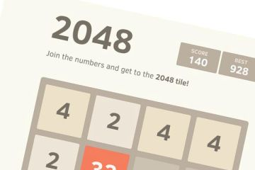 2048 o sucessor do FlappyBird?