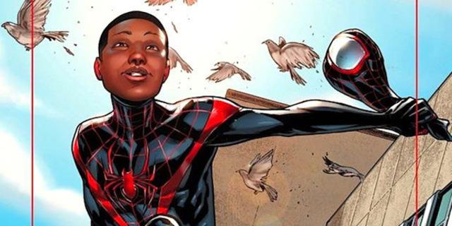 Miles Morales, o novo Homem-Aranha do universo Marvel