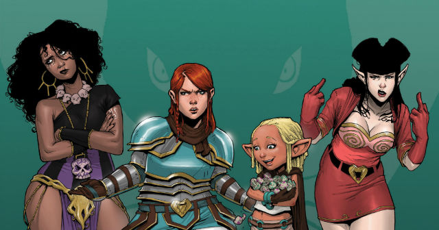 Rat Queens (Image)