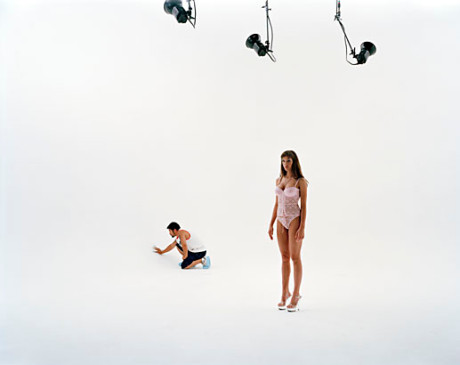 Imagen de la serie El triángulo delicado de Anoush y Aimée