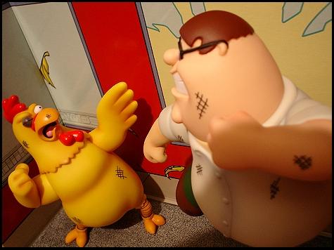 Dos pollos