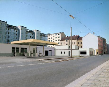 Imagen de la serie Ciudad oculta de Gregor Graf