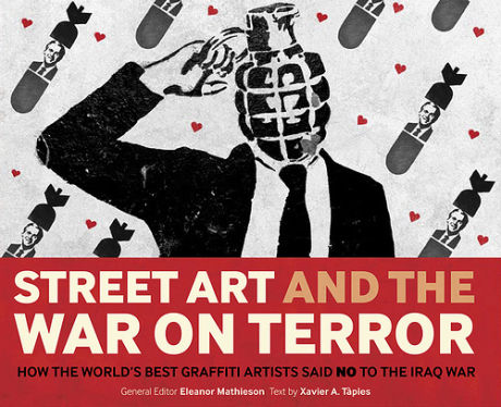 Imagen del libro Street Art and the War On Terror