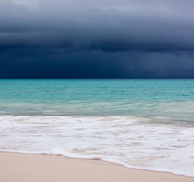 rain-on-sea