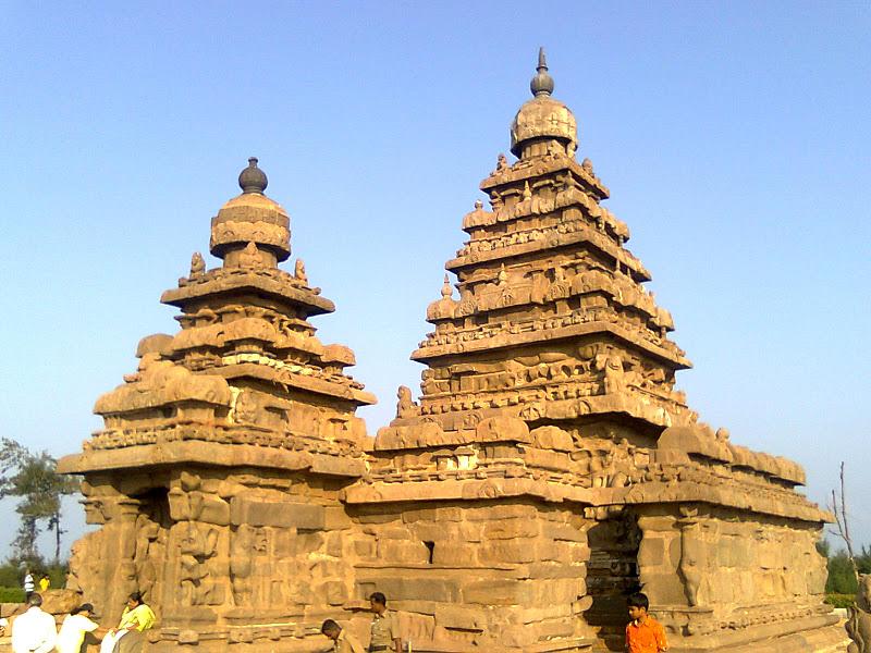கடற்கரைக் கோவில், மாமல்லபுரம்