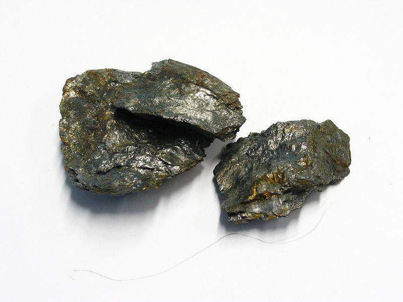 கிராபைட் - ஒரு கார்பன் வடிவம்