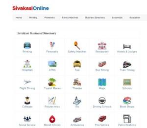 Sivakasi Online