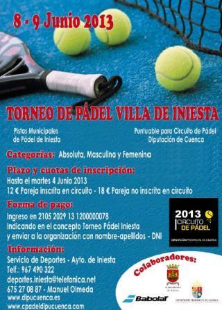 torneo padel 2013