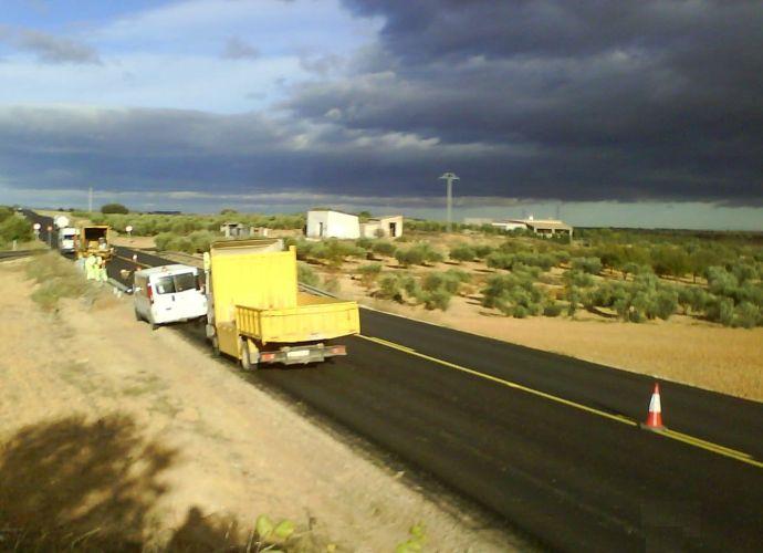 Carretera Graja 1