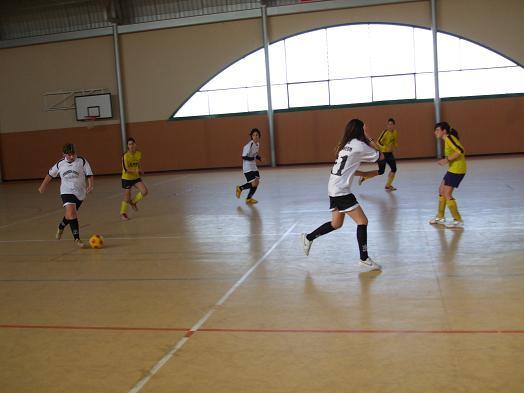 partido cadete femenino 21 02 08