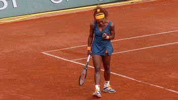 Serena Williams by  Yann Caradec