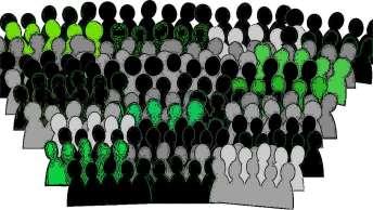 Nigerian masses