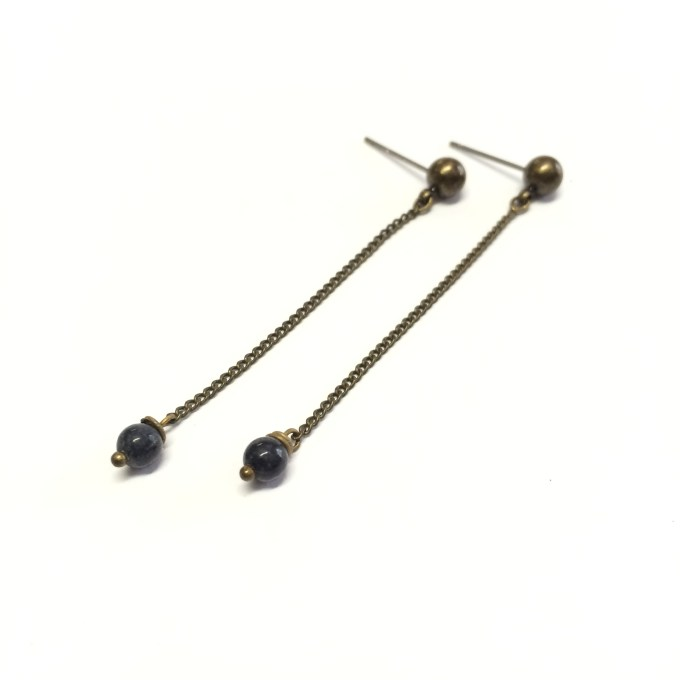 ball & thread earstuds