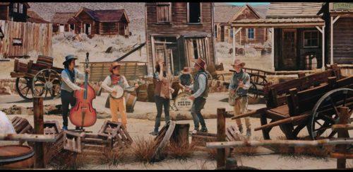 Salah satu adegan dalam video clip Peluh - DMBP /inimusik