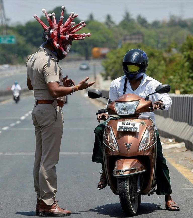 India in Lockdown