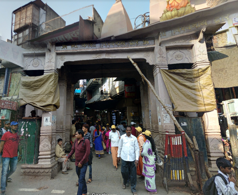 Vishwanath Gali, la via al Tempio d'oro
