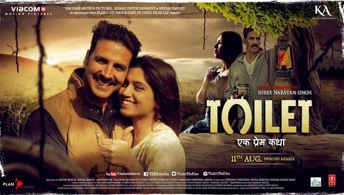 toilet Bollywood e dintorni
