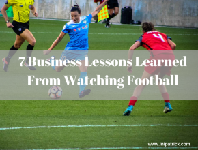 7 business lessons from watching football