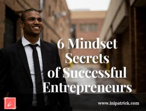6 mindset secrets of successful entrepreneur