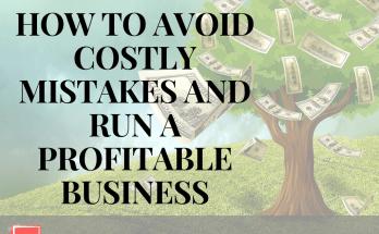 Run A Profitable Business