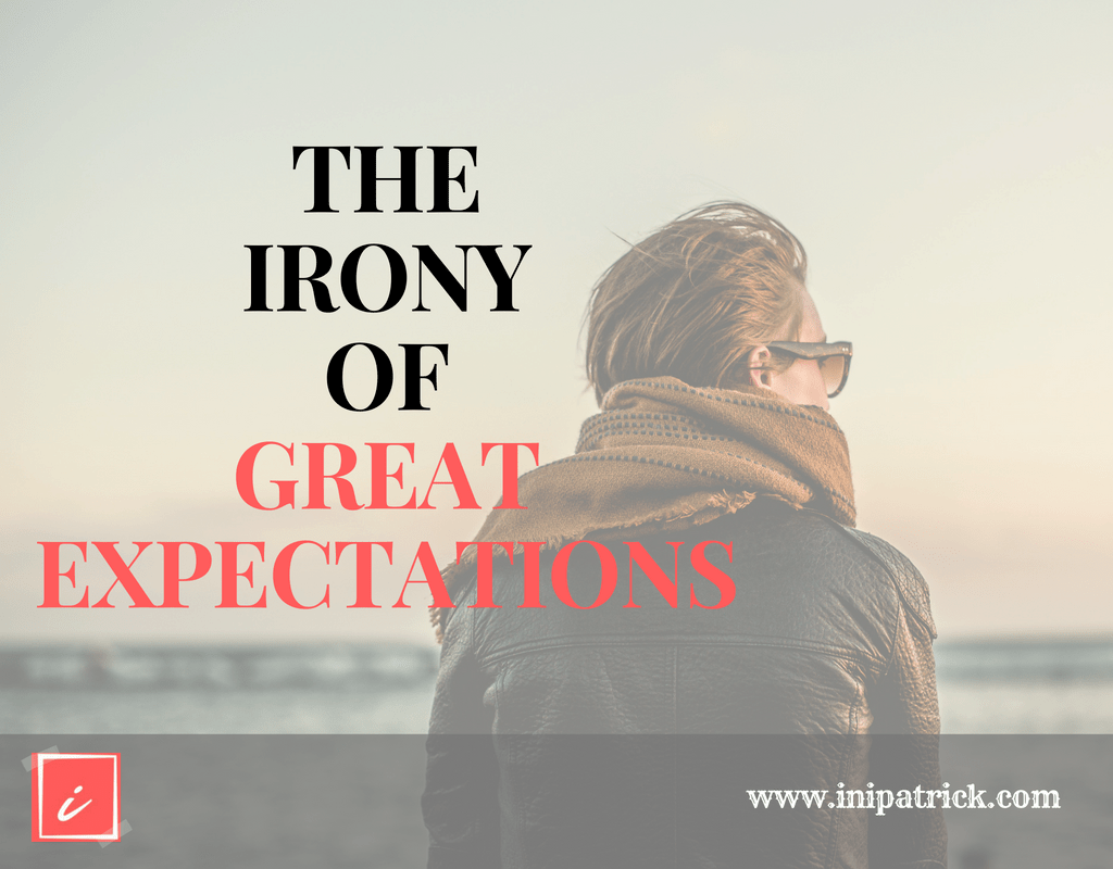 The Irony of Great Expectations