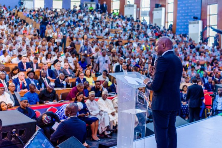 4th Annual Tony Elumelu Entrepreneurship programme