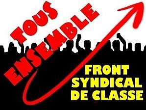 « Syndicalisme rassemblé » ou Syndicalisme de lutte ?