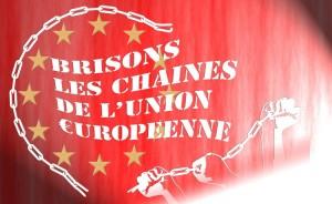 brisons les chaines de l'UE Web