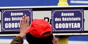Solidarité avec les Goodyear Amiens