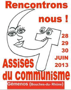 Assises du Communisme, le PRCF fait des propositions pour l'unité d'action des communistes
