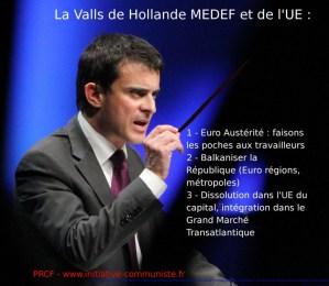 Tout cela manque d'audace, Monsieur Valls! – par Floréal