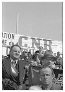 Thorez et Duclos, dirigeants du PCF