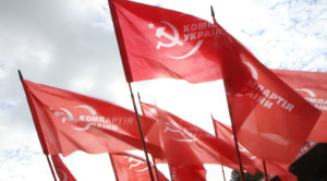 Ukraine : la junte pro-UE attaque le dirigeant du parti communiste :