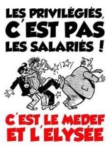 Assurance chômage : le MEDEF et l'UE mis en échec par les luttes ! #luttedesclasses