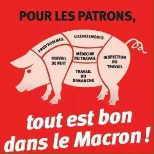 Rémunération au mérite : Macron déclare vouloir supprimer le statut des fonctionnaires, Lebranchu applaudit