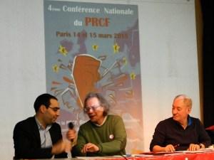 Conférence Nationale, écho international. Prolétaires de tous les pays, unissons nous !