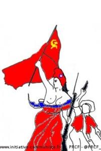 liberté rouge marianne
