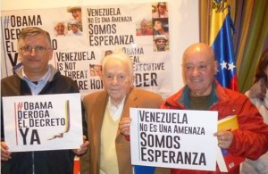 solidarité avec le Venezuela - ambassade Paris