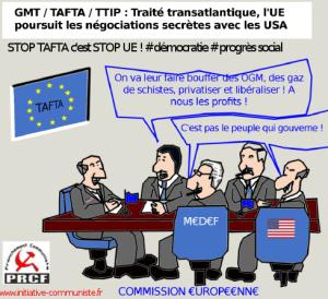 #CETA accord de libre échange UE Canada ? un desastre pour l'emploi et les salaires selon une étude universitaire !