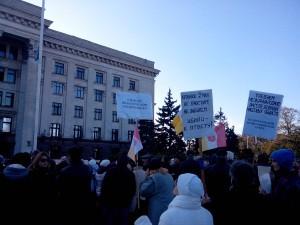 Ukraine : Reportage à Odessa commémoration du 2 mai 2014 – 2 mai 1015  – par Monika Karbowska