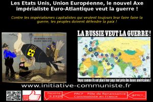 USA guerre impérialisme ukraine front antifasciste