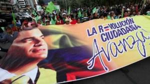 Equateur : CORREA appelle le peuple a sortir dans la rue en cas de coup d'état contre le gouvernement !