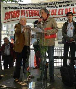 30 mai – Discours de Georges Gastaud, secrétaire national du PRCF #vidéo