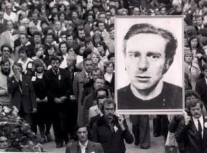 Répression des syndicalistes : Il y a 37 ans Pierre Maître était assassiné …