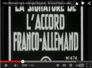 Pourquoi parle-t-on toujours du pacte germano-soviétique et jamais des pactes franco et germano-britanniques ? #vidéo