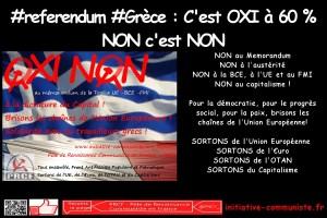 resultat referendum communiqué PRCF