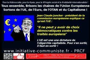 #Brexit : solidarité internationaliste contre les appels à punir le Royaume Uni lancés par la Commission Européenne et les pro-UE