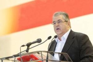 Grèce : Interview de Dimitri Koutsoumbas SG du KKE .